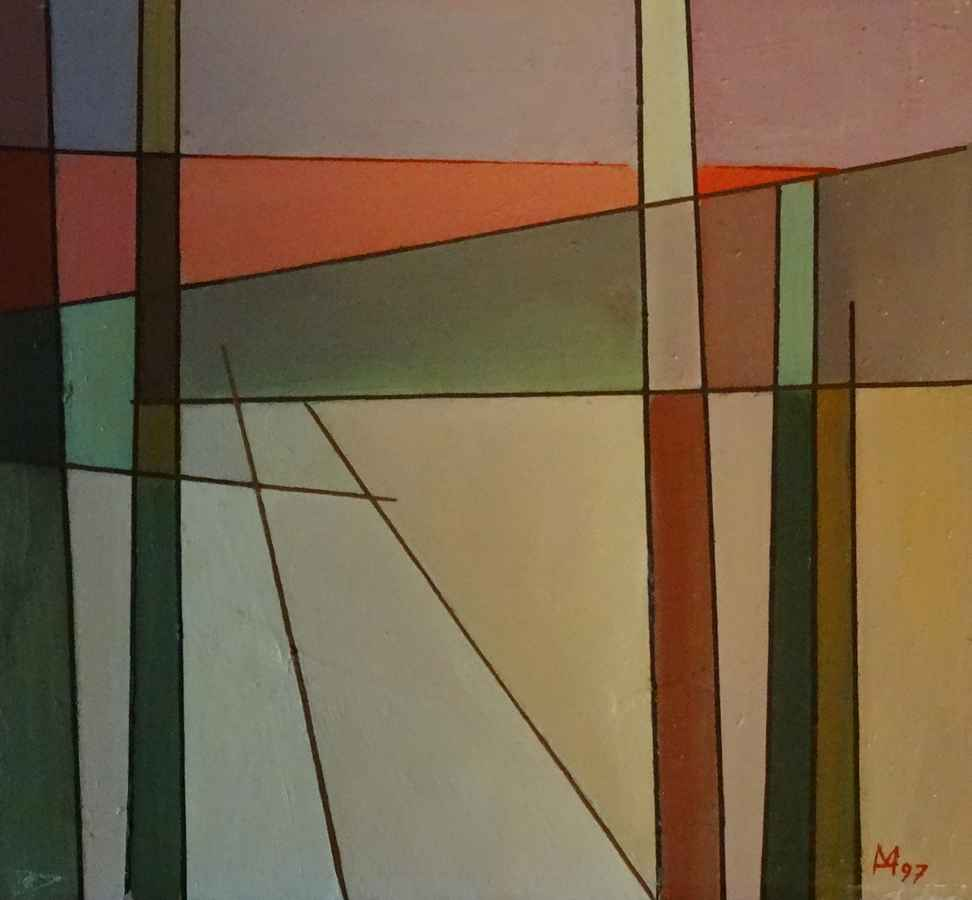 Karsch Manfred alkotása, 1997