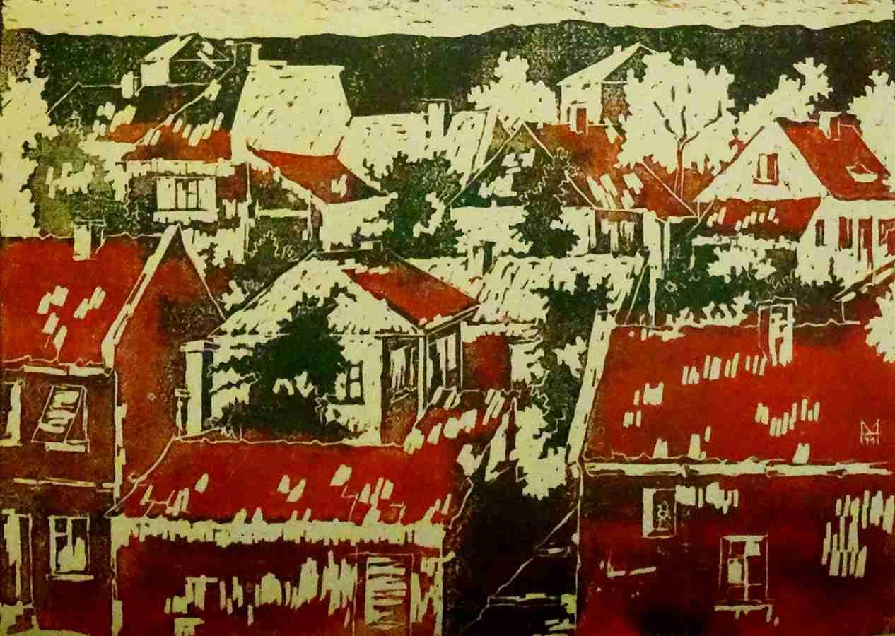Karsch Manfred alkotása, 1971