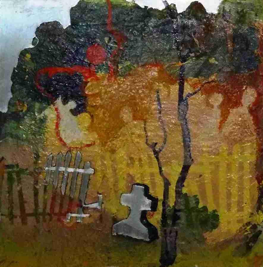 Karsch Manfred alkotása, 1974