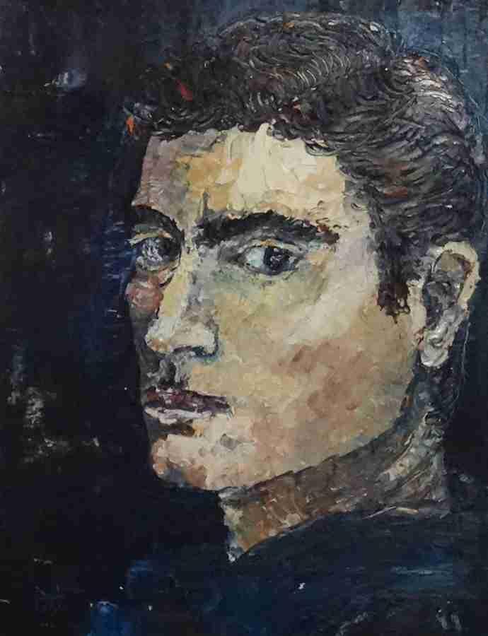 Karsch Manfred alkotása, 1968