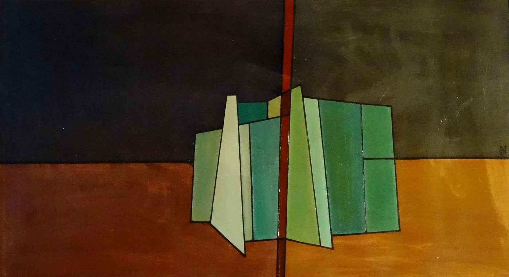 Karsch Manfred alkotása, 1987