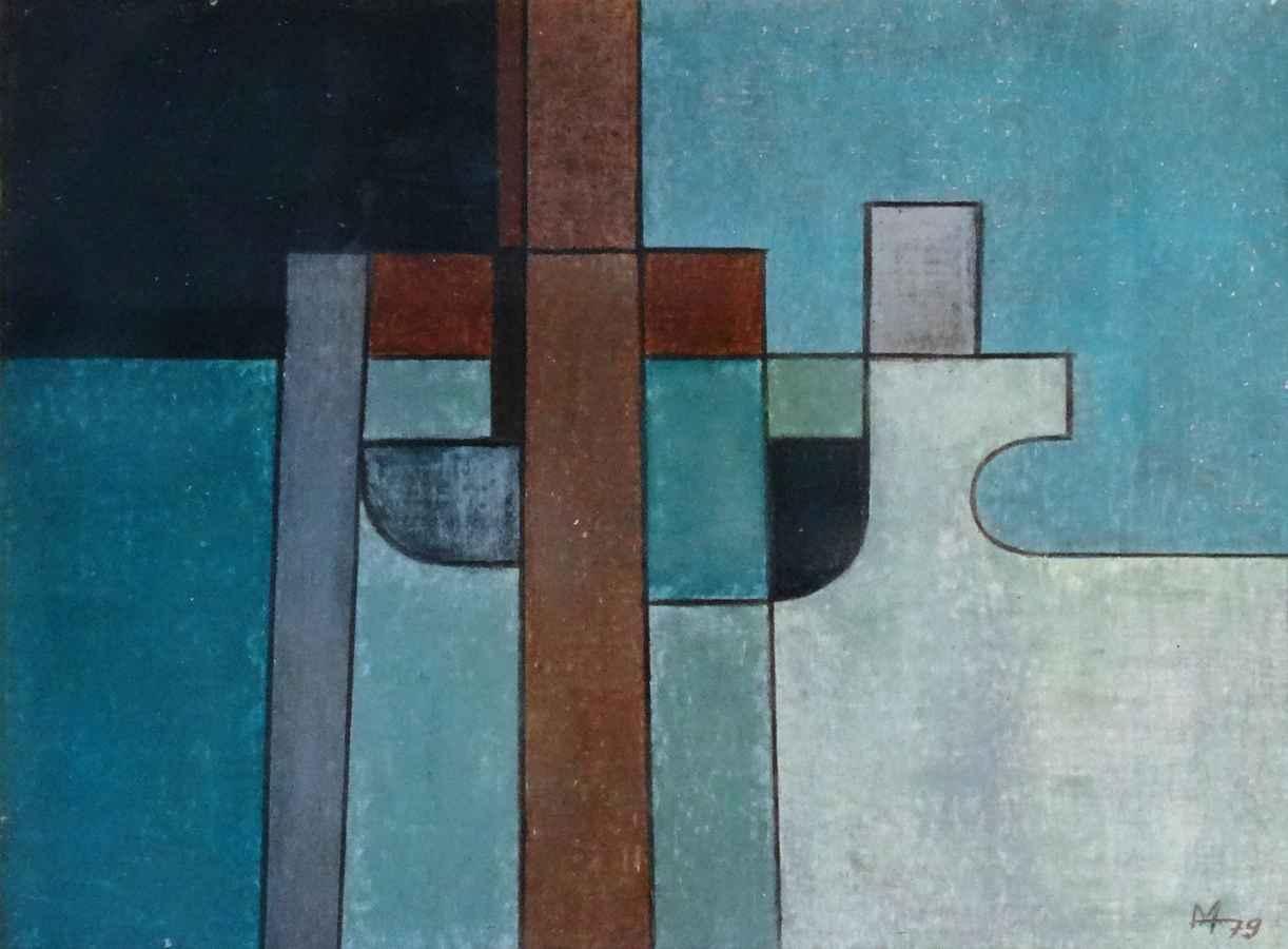 Karsch Manfred alkotása, 1979