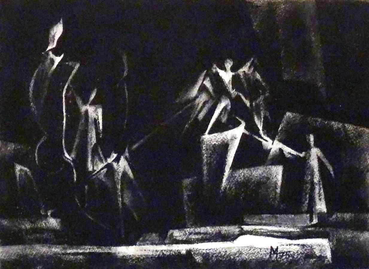Karsch Manfred alkotása, 1975
