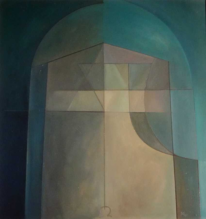 Karsch Manfred alkotása, 2001
