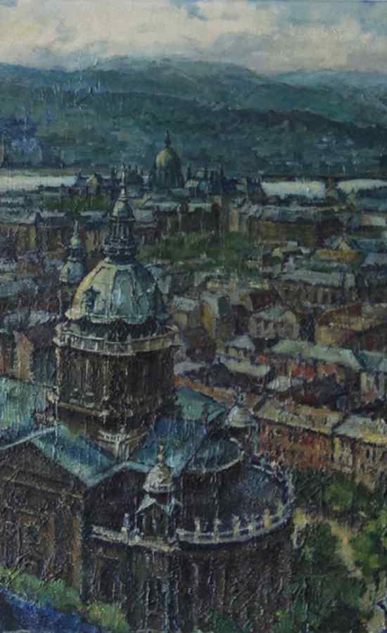 Kasrch Manfred alkotása, 1972