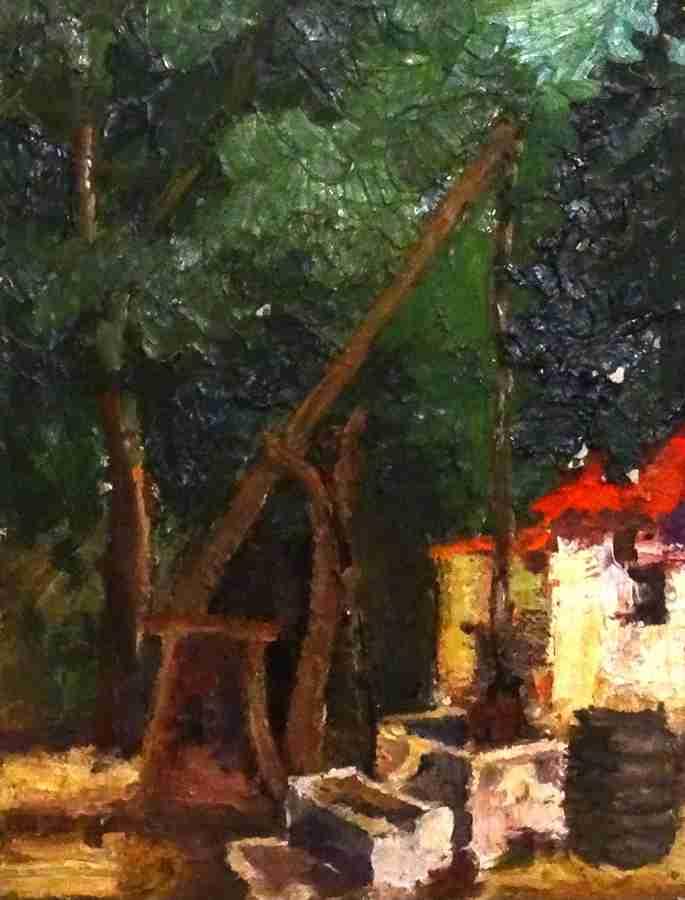 Karsch Manfred alkotása, 1969