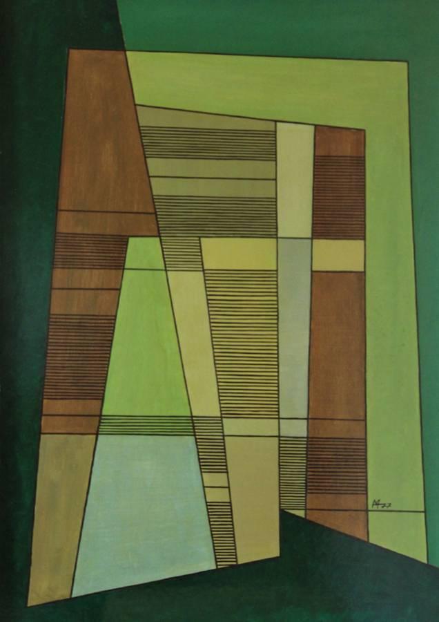 Karsch Manfred alkotása, 1977