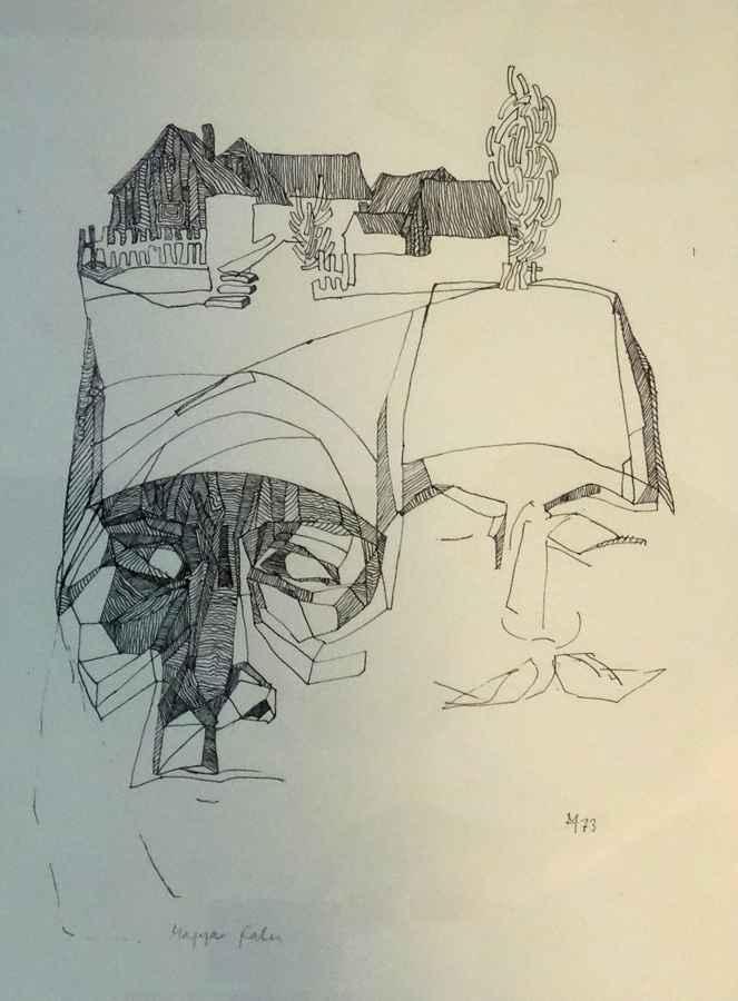 Karsch Manfred alkotása, 1973