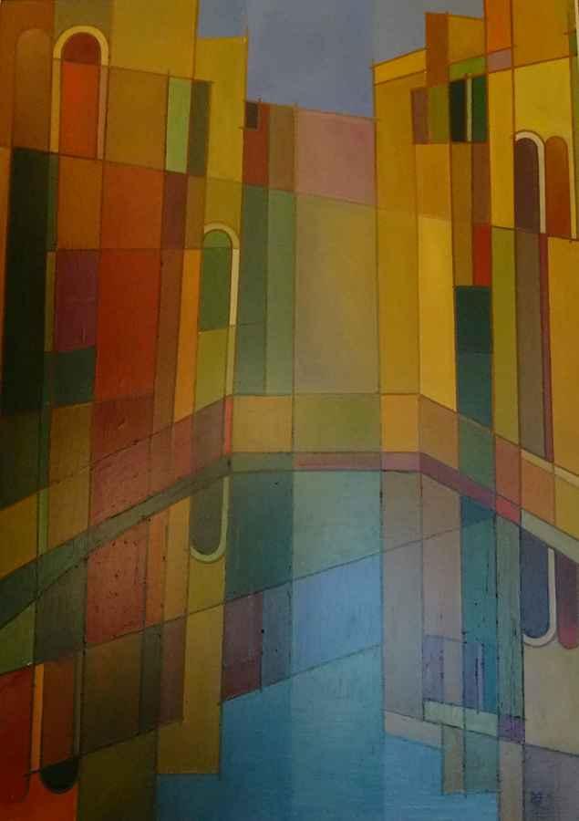 Karsch Manfred alkotása, 1995