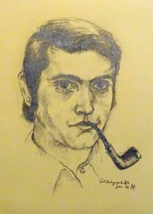Karsch Manfred alkotása, 1972