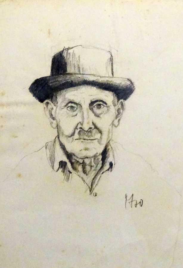 Karsch Manfred alkotása, 1970