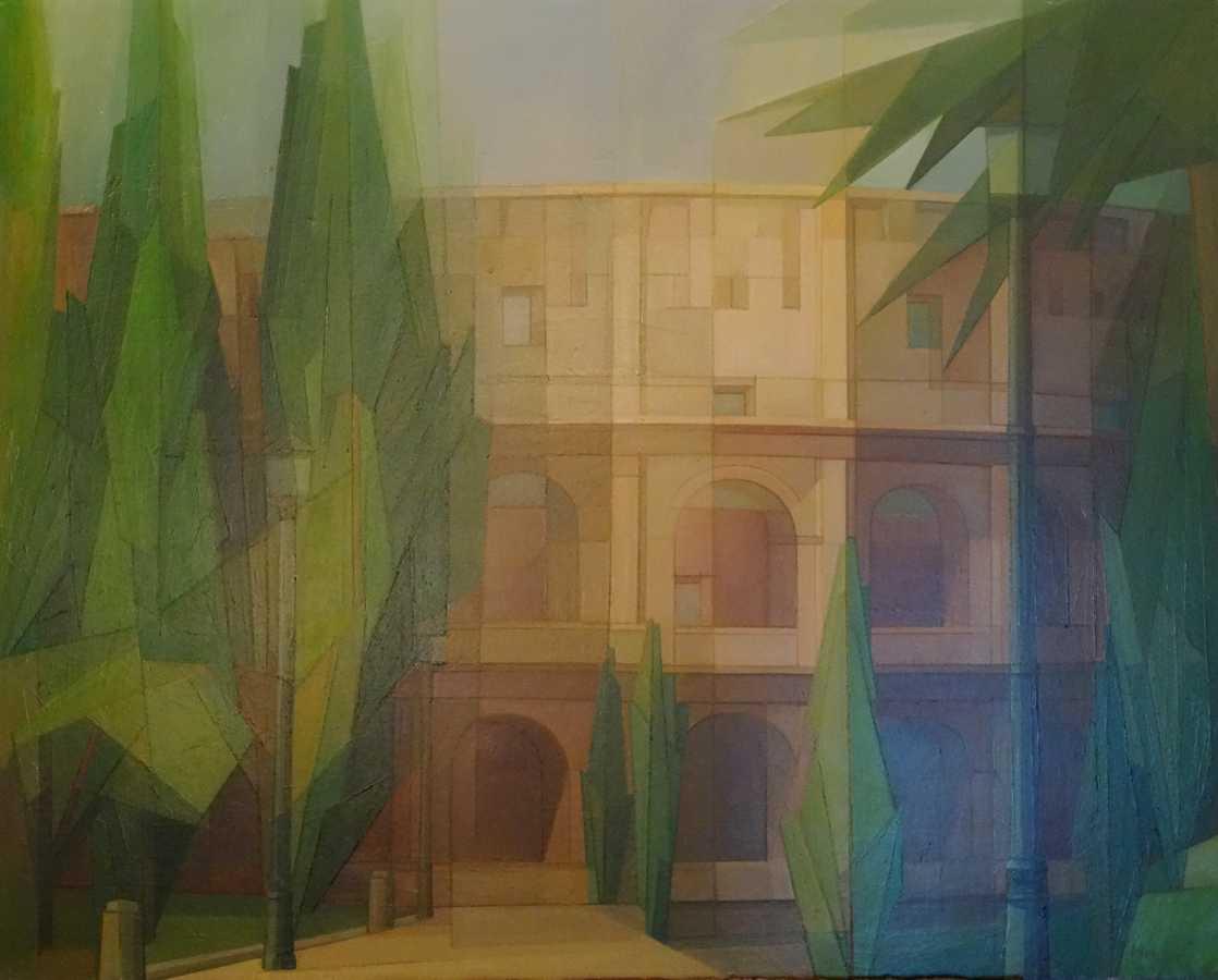 Karsch Manfred alkotása, 2003